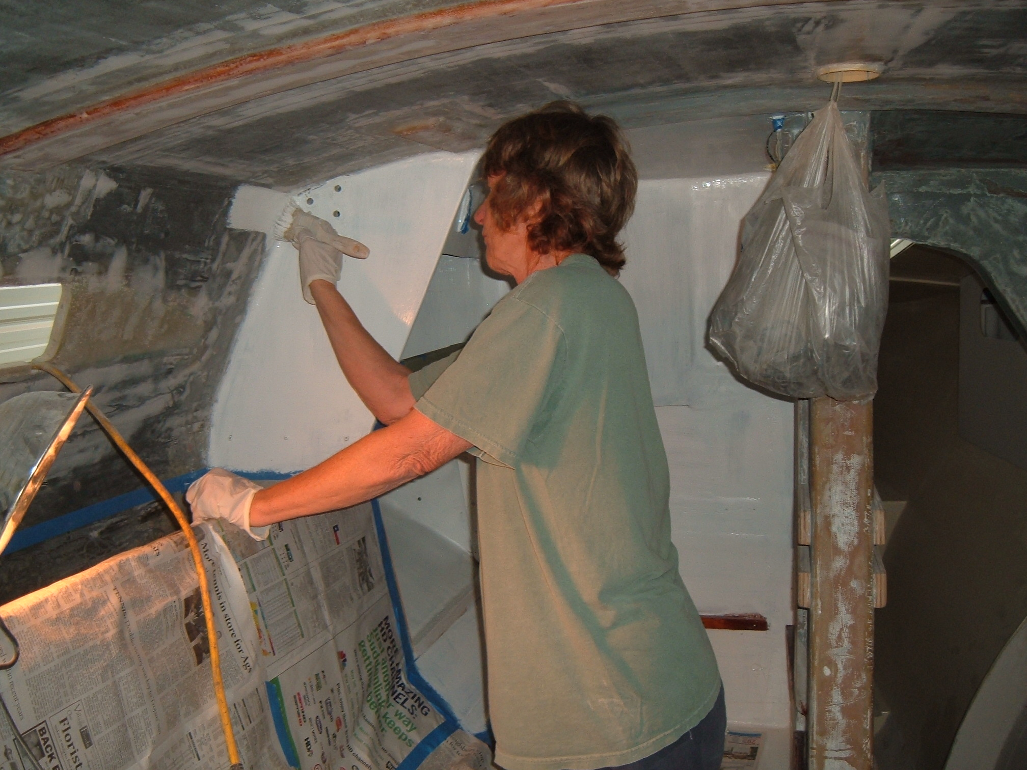Boat Interior Painting Services Yacht Interior Painting Services - BASCO -01 & Boat Interior Painting Services | Yacht Interior Painting Services ...