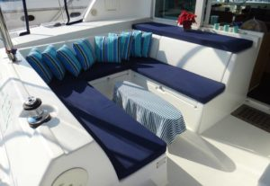 Sunbrella Canvas and Upholstery for Boats Singapore