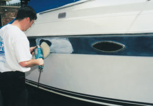 Exterior Boat Cleaning Singapore
