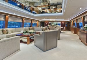 Yacht Interior Refit Service In Singapore
