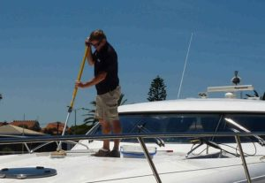 Boat & Yacht Cleaning Services Singapore