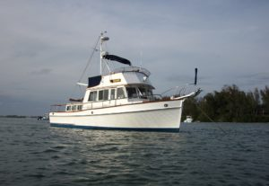 Yacht Charter Grand Banks Singapore